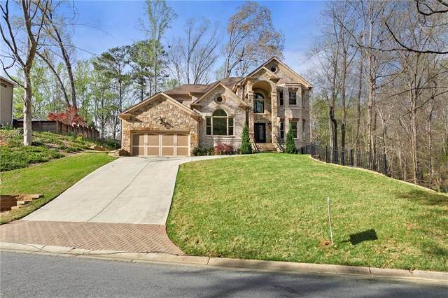 4161 Blackland Drive, Marietta, GA 30067 (MLS #6703920) :: Path & Post Real Estate