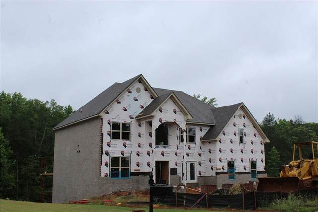 1643 Madison Lane SE, Conyers, GA 30013 (MLS #6703941) :: AlpharettaZen Expert Home Advisors