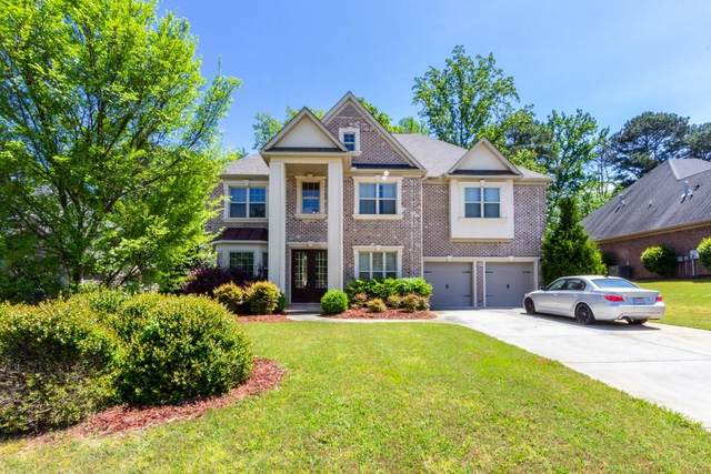 296 Langshire Drive, Mcdonough, GA 30253 (MLS #6704072) :: North Atlanta Home Team