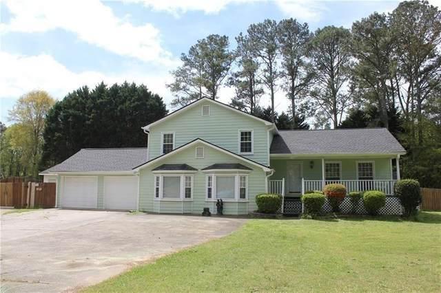 538 Arnold Mill Road, Woodstock, GA 30188 (MLS #6704269) :: North Atlanta Home Team