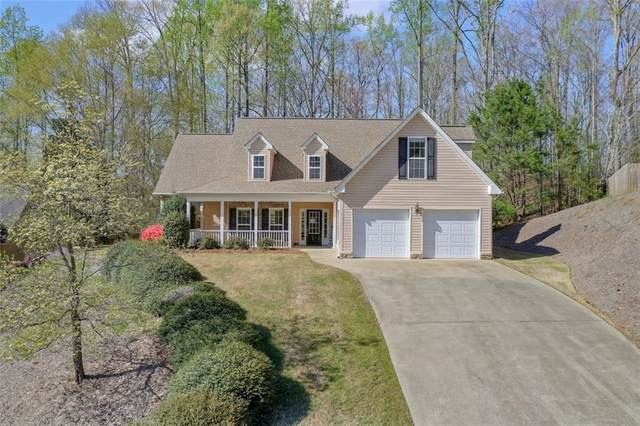 5315 Monarch Drive, Gainesville, GA 30506 (MLS #6704327) :: The North Georgia Group