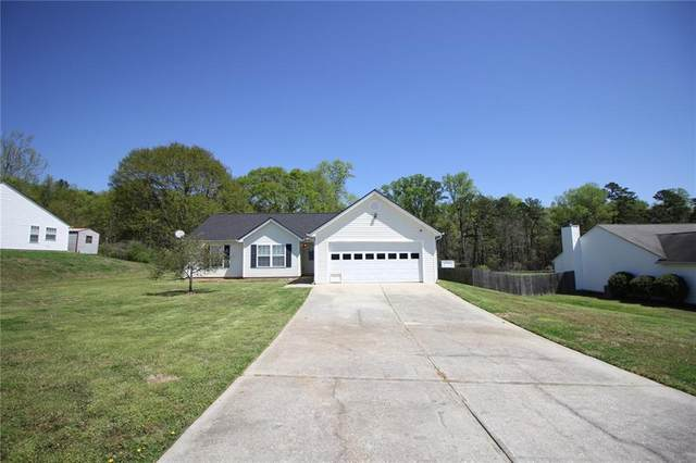 1009 Rolling Ridge Lane, Auburn, GA 30011 (MLS #6704452) :: The North Georgia Group