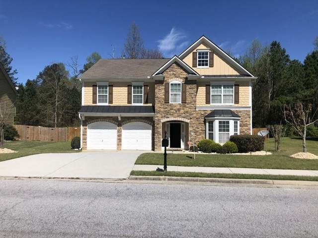 577 Preserve Park Drive, Loganville, GA 30052 (MLS #6704547) :: The Cowan Connection Team