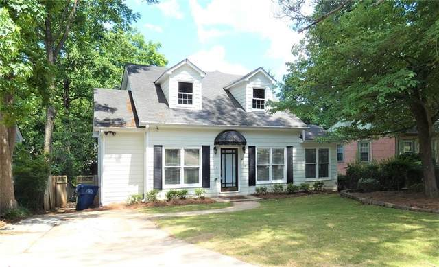 219 Mellrich Avenue NE, Atlanta, GA 30317 (MLS #6704573) :: North Atlanta Home Team