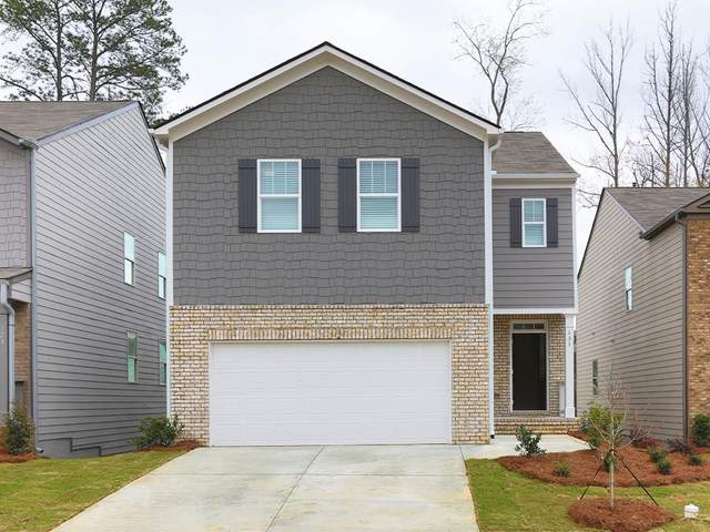 143 Brookside Way, Dawsonville, GA 30534 (MLS #6704604) :: North Atlanta Home Team