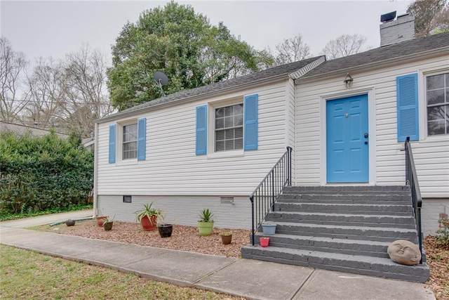 1219 Thomas Road, Decatur, GA 30030 (MLS #6704741) :: Thomas Ramon Realty