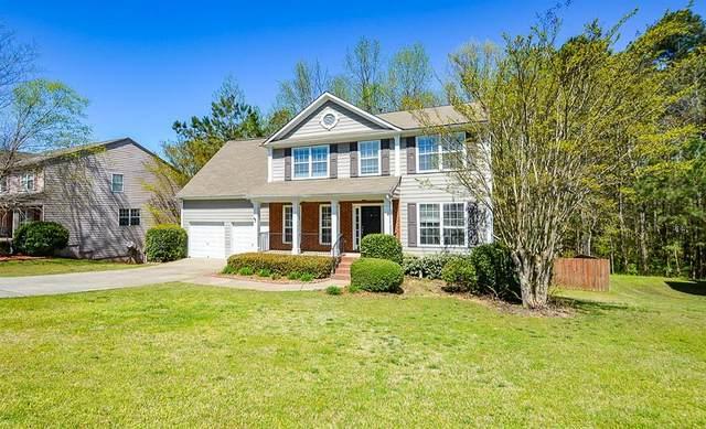 222 Woodcreek Way, Acworth, GA 30101 (MLS #6705016) :: Kennesaw Life Real Estate
