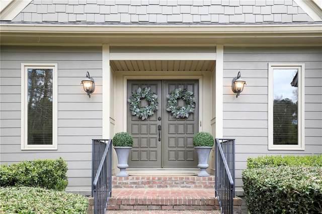 4567 Ridgegate Drive, Peachtree Corners, GA 30097 (MLS #6705051) :: North Atlanta Home Team