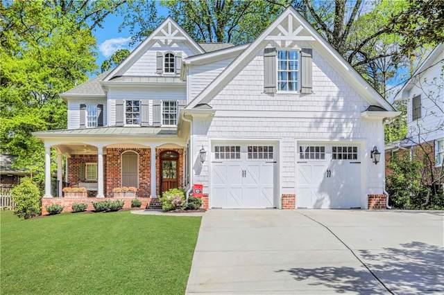 1602 Richwood Drive NE, Brookhaven, GA 30319 (MLS #6705052) :: North Atlanta Home Team