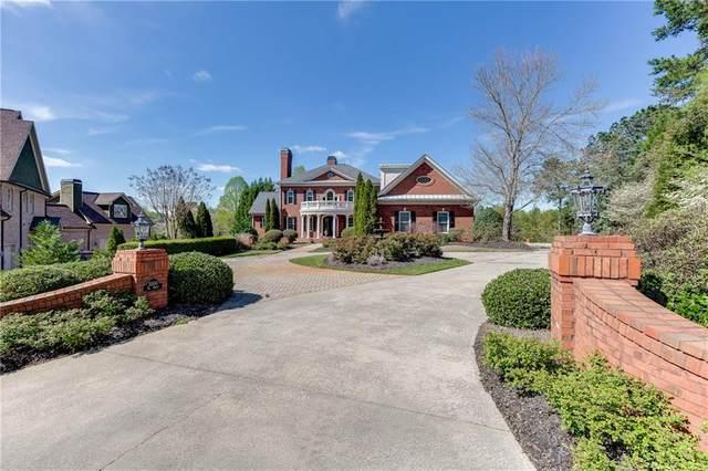 2000 Tee Drive, Braselton, GA 30517 (MLS #6705468) :: RE/MAX Paramount Properties