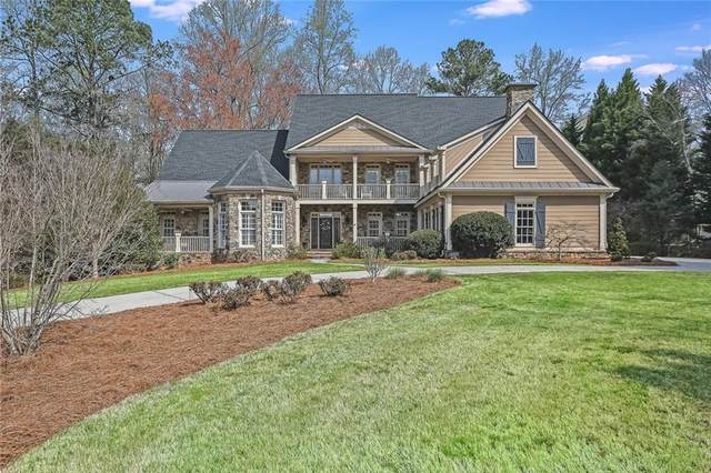 300 Oak Branch Court, Milton, GA 30004 (MLS #6705504) :: North Atlanta Home Team