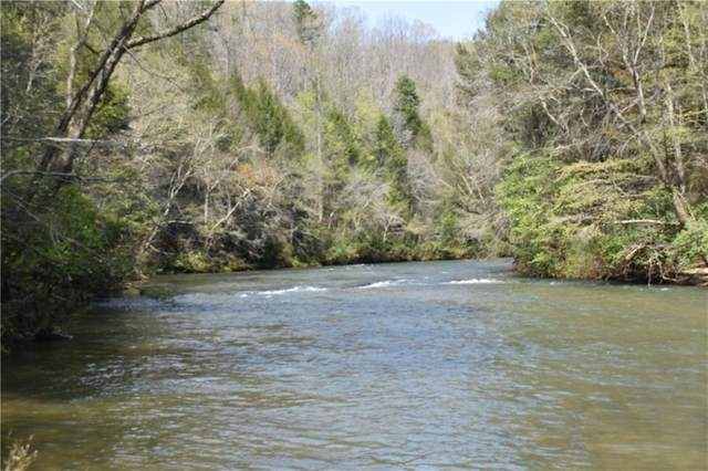 4.64 Acres Bear Den Road, Dahlonega, GA 30533 (MLS #6705560) :: Good Living Real Estate