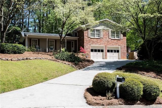 4133 Commodore Drive, Chamblee, GA 30341 (MLS #6705631) :: North Atlanta Home Team