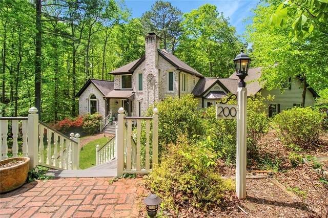 200 Lyme Court, Roswell, GA 30075 (MLS #6706047) :: The Heyl Group at Keller Williams