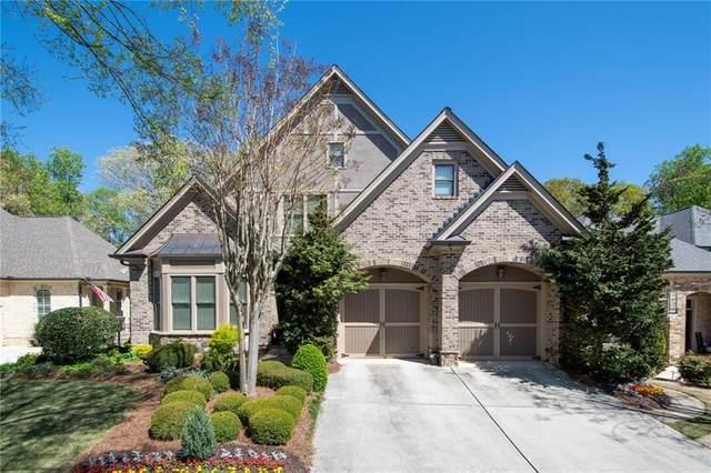 6042 Allee Way, Braselton, GA 30517 (MLS #6706052) :: RE/MAX Paramount Properties