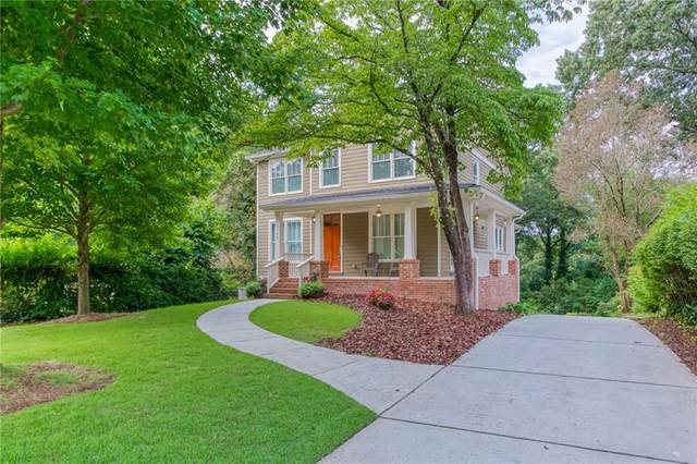 1782 Beacon Hill Boulevard NE, Atlanta, GA 30329 (MLS #6706226) :: The Zac Team @ RE/MAX Metro Atlanta