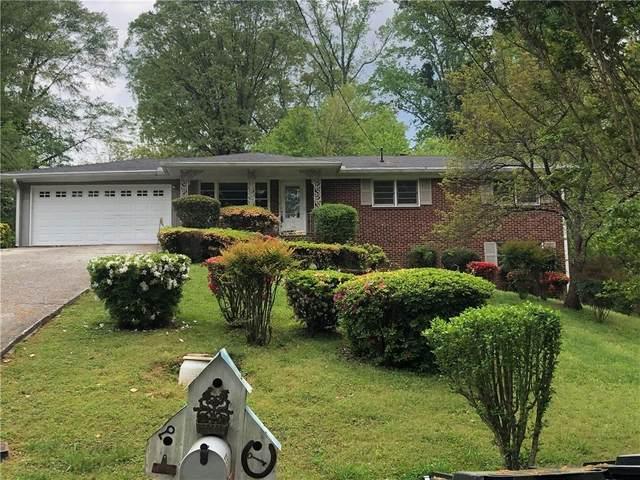 6073 Oak Hill Drive, Austell, GA 30168 (MLS #6706239) :: Path & Post Real Estate