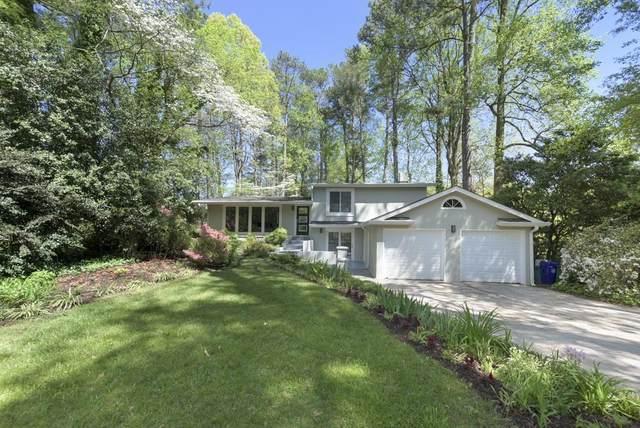 1652 Harts Mill Road NE, Brookhaven, GA 30319 (MLS #6706264) :: Scott Fine Homes at Keller Williams First Atlanta