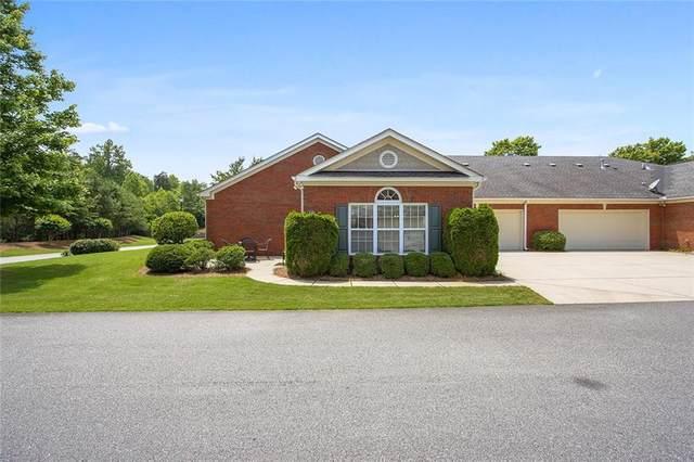 537 Sawnee Corners Drive #537, Cumming, GA 30040 (MLS #6706277) :: North Atlanta Home Team