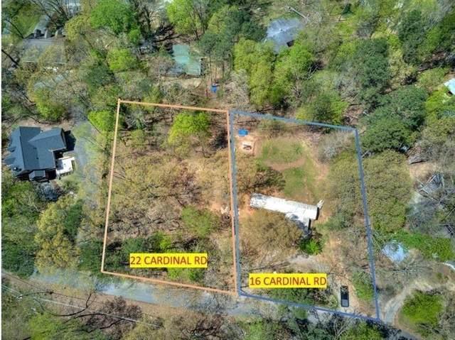 16 Cardinal Road SE, White, GA 30184 (MLS #6706319) :: Kennesaw Life Real Estate