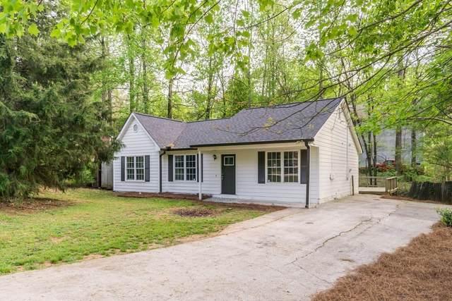 4336 Hillview Drive, Acworth, GA 30101 (MLS #6706332) :: Kennesaw Life Real Estate