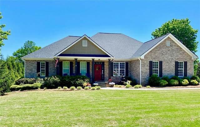 267 Durham Drive, Hoschton, GA 30548 (MLS #6706423) :: Charlie Ballard Real Estate