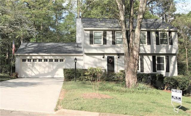 9810 N Pond Circle, Roswell, GA 30076 (MLS #6706448) :: The Heyl Group at Keller Williams
