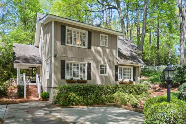 1880 Walthall Drive NW, Atlanta, GA 30318 (MLS #6706602) :: Thomas Ramon Realty