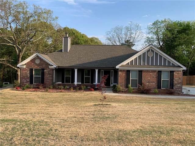 534 Rockwell Church Road NW, Winder, GA 30680 (MLS #6706622) :: The North Georgia Group