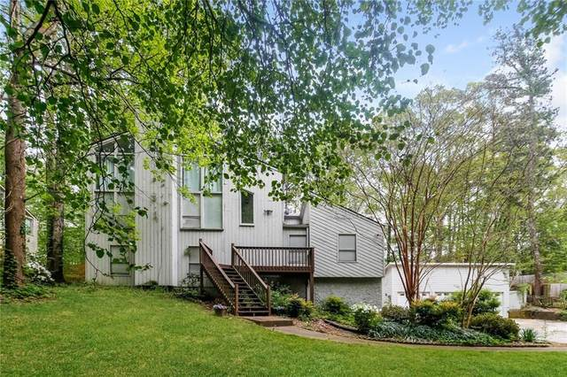 1282 Shiloh Trail E, Kennesaw, GA 30144 (MLS #6707285) :: Kennesaw Life Real Estate