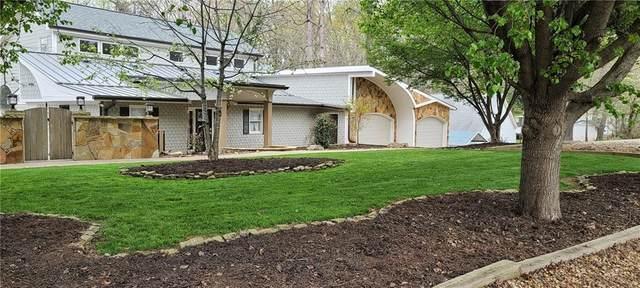 6380 Reives Road, Cumming, GA 30041 (MLS #6707544) :: Kennesaw Life Real Estate