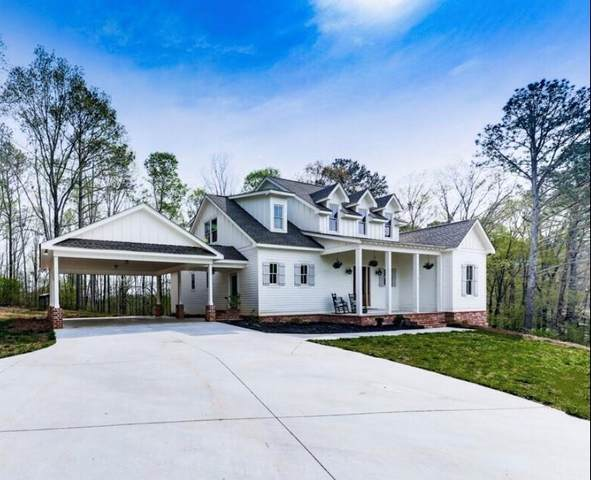 260 Bethany Farms Drive, Ball Ground, GA 30107 (MLS #6707671) :: The North Georgia Group