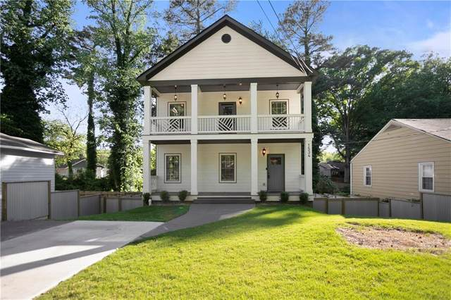 1534 Orlando Street SW, Atlanta, GA 30311 (MLS #6707753) :: The Butler/Swayne Team