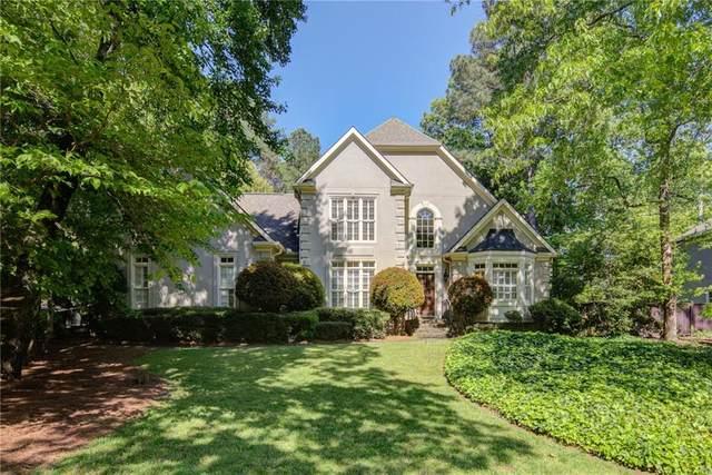 611 Sibley Forest SE, Marietta, GA 30067 (MLS #6708214) :: North Atlanta Home Team