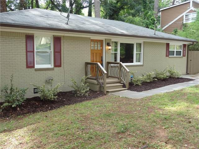 1909 Pinedale Place, Decatur, GA 30032 (MLS #6708590) :: North Atlanta Home Team