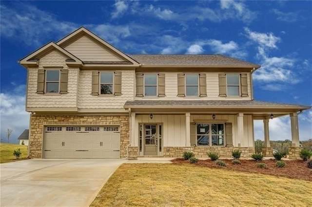 165 N Mountain Brooke Drive, Ball Ground, GA 30107 (MLS #6708695) :: Path & Post Real Estate