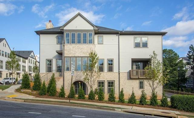 3640 Allegretto Circle #154, Atlanta, GA 30339 (MLS #6709524) :: North Atlanta Home Team
