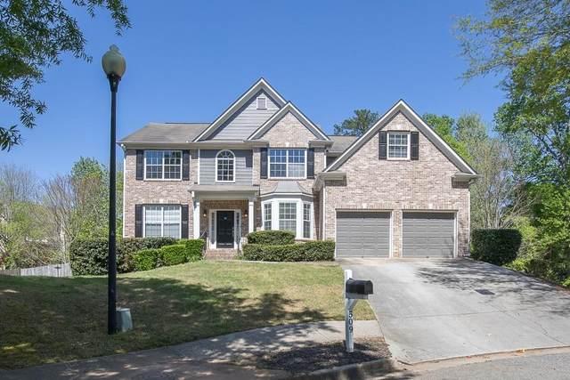 509 Melody Place, Woodstock, GA 30188 (MLS #6709608) :: AlpharettaZen Expert Home Advisors