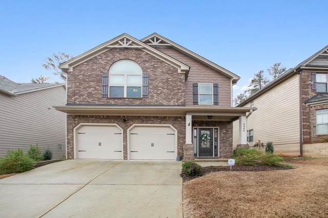 2466 Pinehurst Ridge, College Park, GA 30337 (MLS #6709946) :: Good Living Real Estate