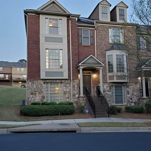 3901 High Dove Way SW #17, Smyrna, GA 30082 (MLS #6710043) :: Compass Georgia LLC