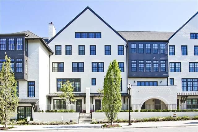 6615 Aria Boulevard #120, Sandy Springs, GA 30328 (MLS #6710759) :: Lakeshore Real Estate Inc.