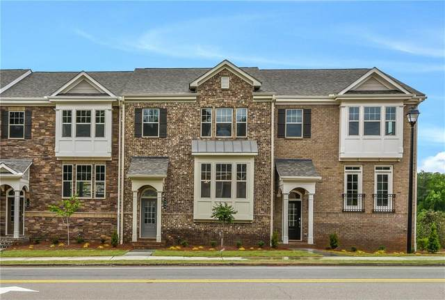 4008 Park Avenue #33, Roswell, GA 30076 (MLS #6711889) :: Good Living Real Estate