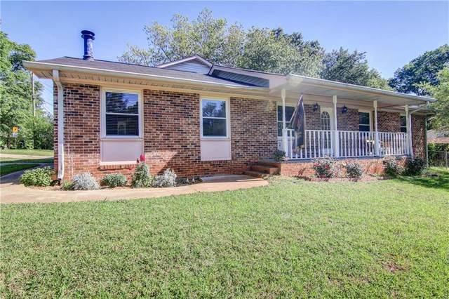 8198 Highland Drive SW, Covington, GA 30014 (MLS #6711967) :: North Atlanta Home Team