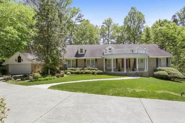 1644 Shamrock Trail, Smyrna, GA 30080 (MLS #6712070) :: AlpharettaZen Expert Home Advisors