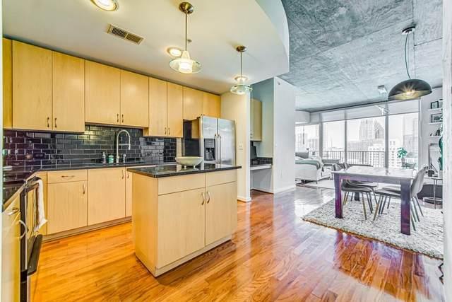 860 Peachtree Street NE #1103, Atlanta, GA 30308 (MLS #6712349) :: Tonda Booker Real Estate Sales