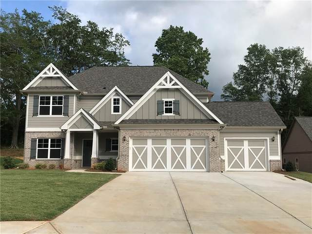 53 Adventure Trail, Jefferson, GA 30549 (MLS #6713064) :: AlpharettaZen Expert Home Advisors
