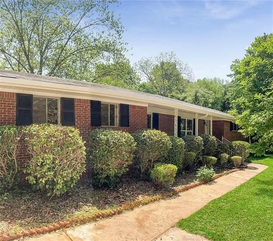 3158 Wesley Chapel Road, Decatur, GA 30034 (MLS #6713145) :: The Zac Team @ RE/MAX Metro Atlanta