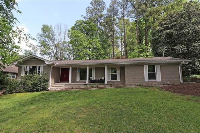 2645 Rangewood Court NE, Atlanta, GA 30345 (MLS #6713205) :: AlpharettaZen Expert Home Advisors