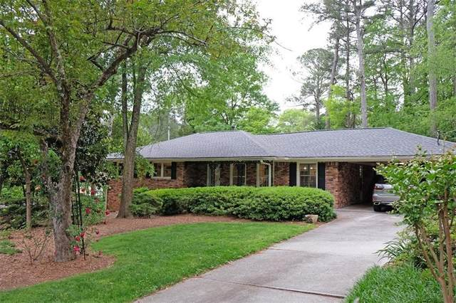 1470 Linkwood Lane, Decatur, GA 30033 (MLS #6713339) :: The Zac Team @ RE/MAX Metro Atlanta