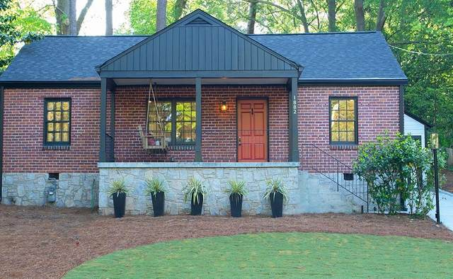 1882 Edinburgh Terrace NE, Atlanta, GA 30307 (MLS #6713409) :: The Zac Team @ RE/MAX Metro Atlanta